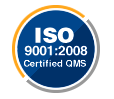 ISO 9001:2008 Certified QMS